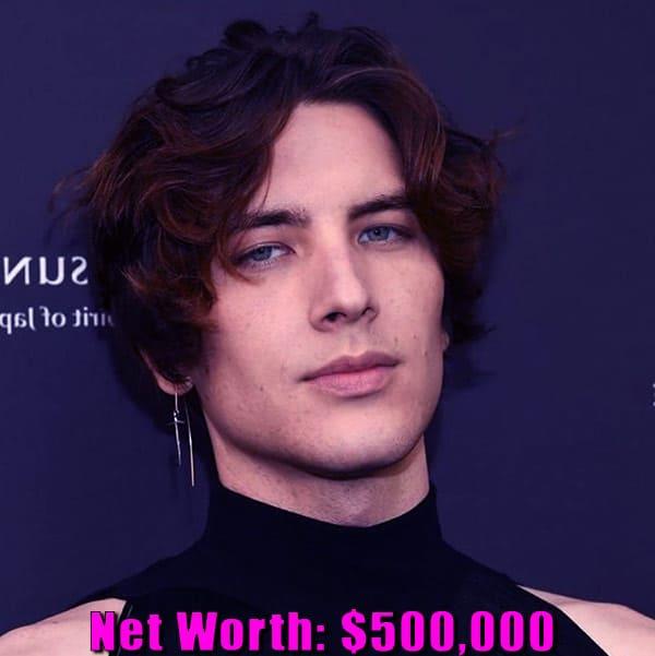 Image of Australian actor, Cody Fern net worth is $500,000