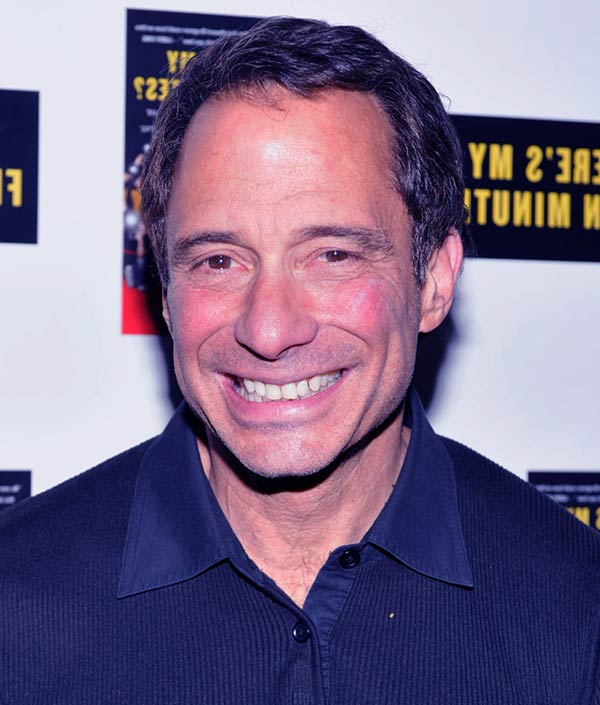 Image of Harvey Levin from the American TV show, TMZ on TV