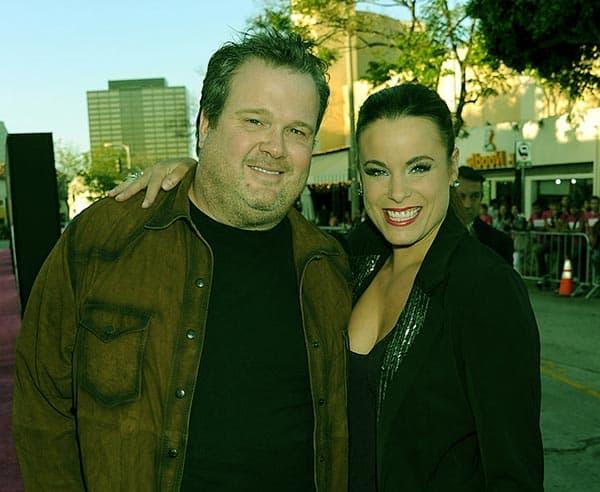 Image of Eric Stonestreet with Katherine Tokarz