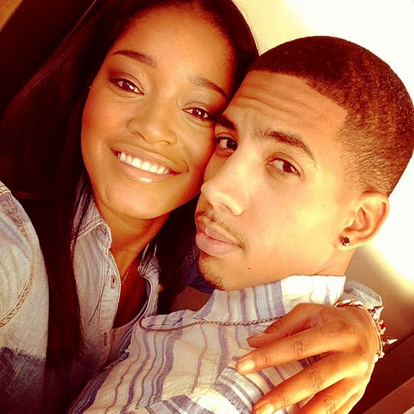 Image of Keke Palmer dated Rodney King