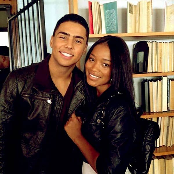 Image of Keke Brown and Quincy Brown
