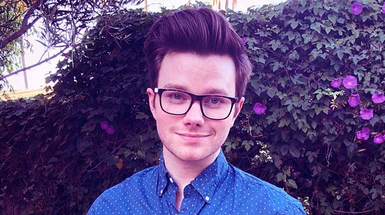 Image of Is Chris Colfer Gay
