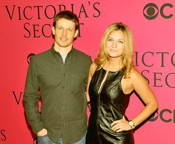 Image of Actor, Will Estes with Vanessa Ray